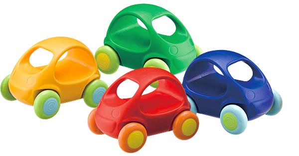 コロリンカーは車が好きになった子どもにおすすめしたいおもちゃ